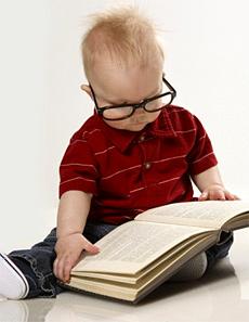 Картинки ребенок с книгой