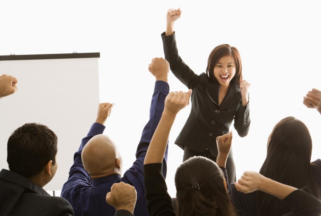Как сделать выступление эффективным